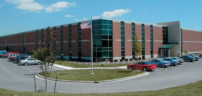 image of headquarters where you can contact GFG