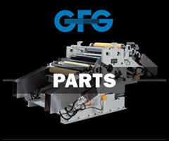 GFG Roll coater Part