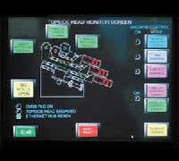 CHCS HMI Control Panel