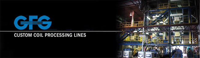 custom coil processing lines