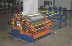 Vertical Roll Coater