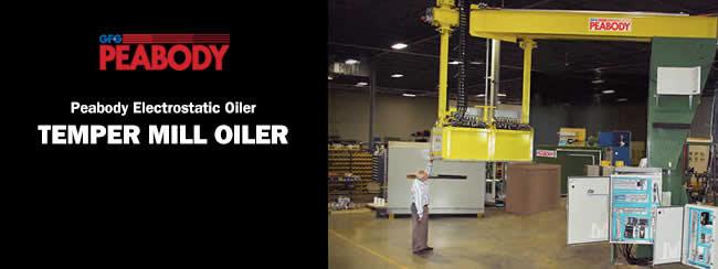 Peabody Temper Mill Oiler