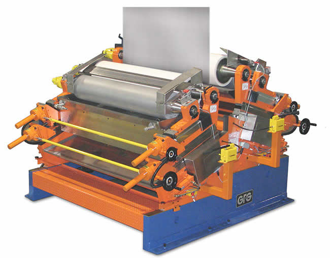 GFG Vertical Roll Coater for galvanizing lines