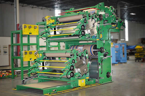 GFG's Dual Head Roll Coater