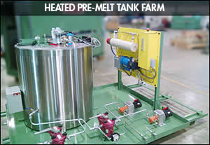 Heated-tank-farm