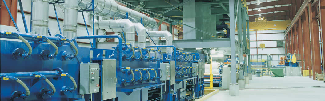 image banner of GFG Coil Processing Lines installation