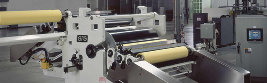 image banner of GFG Roll Coaters for Coil Processing
