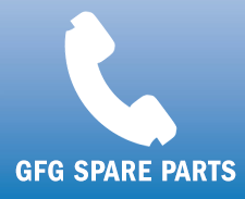 Phone Icon for GFG Equipment spare parts