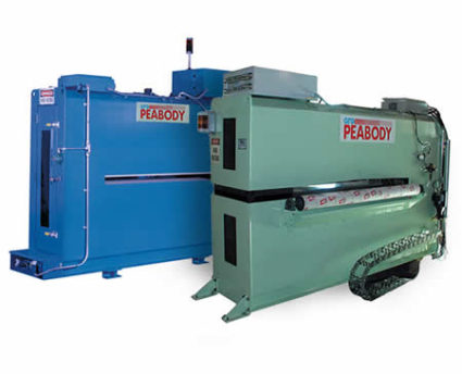 Photo of GFG Peabody Electrostatic Oilers for Coil Processing